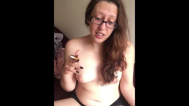 Topless female-dom d smokin and talking to u ravishing followers merry love bubbles