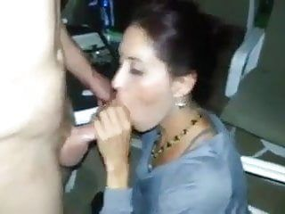 Spouse films wife engulfing his ally