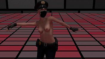 In natures garb cops striptease dance porn animation