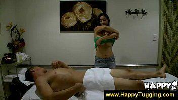 Hidden cams enslave erotic oriental massage